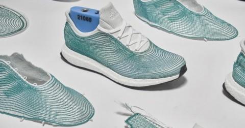 Adidas UltraBOOST Uncaged Parley: Tương lai của thời trang