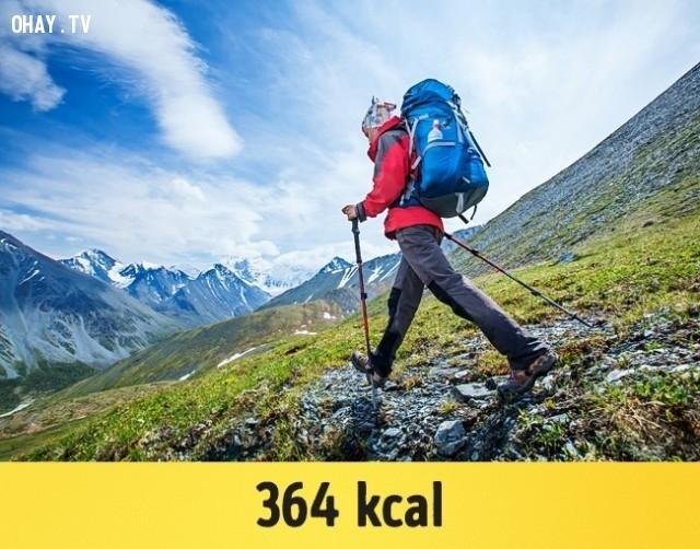 Đi bộ,giảm cân