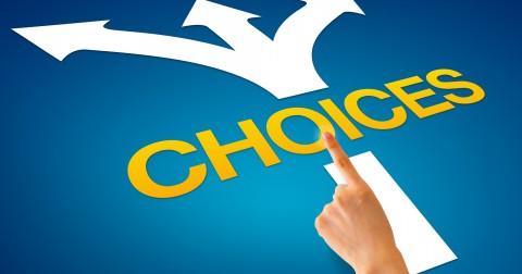 3 sự lựa chọn khi tham gia Đa cấp!