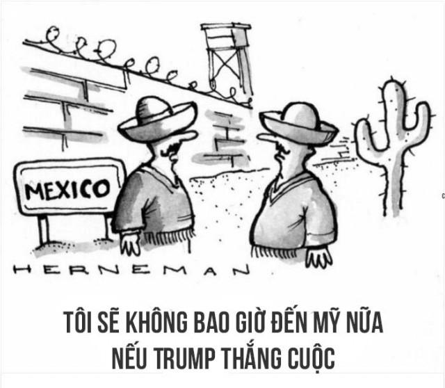 #3,Donald Trump,tranh biếm họa,tổng thống mỹ,bầu cử