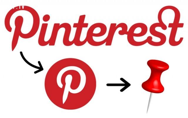 #7 Pinterest,giải mã logo