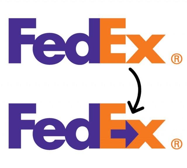 #4 Fedex,giải mã logo