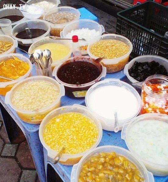 ,đồ ăn vặt,thiên đường ăn uống,ăn vặt hà nội