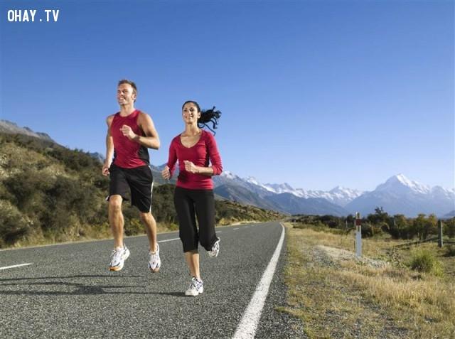 2. Tập thể dục hằng ngày ,giảm cân,mỡ thừa
