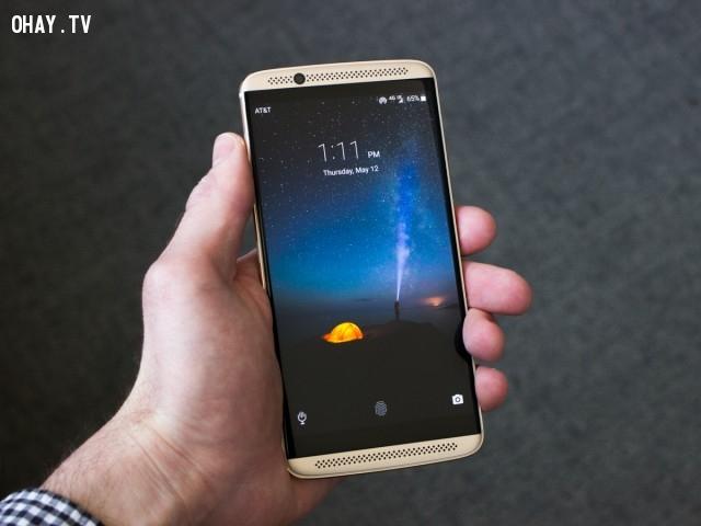 ZTE Axon 7,smartphones,xếp hạng,điện thoại
