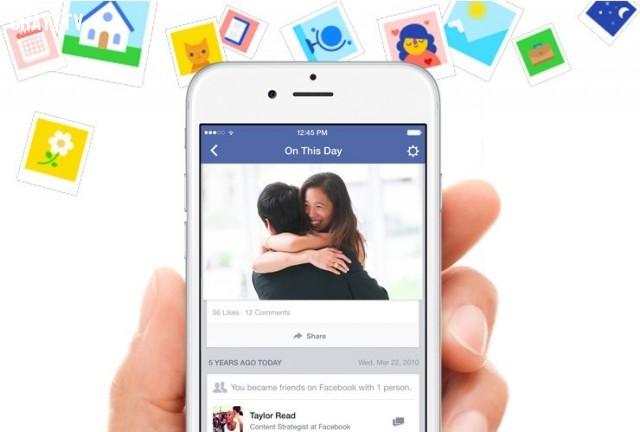 Ngày này năm xưa trên Facebook,facebook,mẹo công nghệ