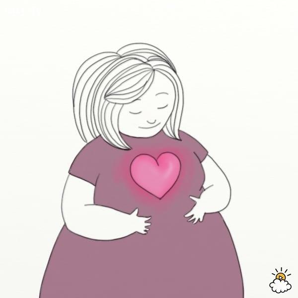 7. Hồi phục bệnh tim nhanh hơn,thừa cân,sức khỏe,người mập