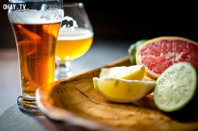 ,công dụng của bia,uống bia