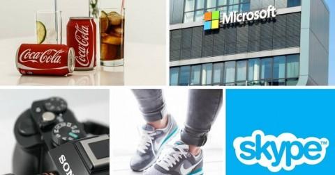 Nguồn gốc tên gọi các thương hiệu nổi tiếng