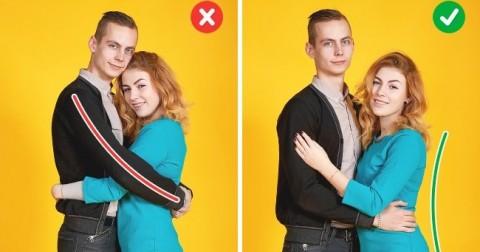 10 tư thế chụp ảnh đẹp cho các cặp đôi yêu nhau