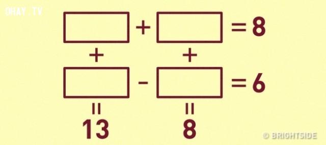 ĐỀ TOÁN NHƯ SAU (các bạn nhớ dành thời gian giải trước khi xem đáp án nhé),người thông minh,câu hỏi toán học,câu đố