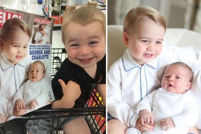 Cậu bé nghĩ mình chính là Hoàng tử Royal,Giống nhau,nhân vật nổi tiếng,Khuôn mặt y đúc nhau