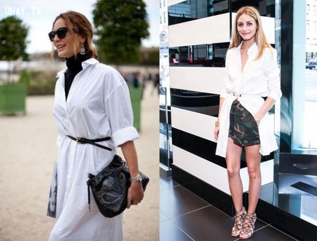 ,áo sơ mi,sơ mi trắng,thời trang nữ