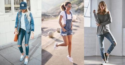Những mẫu quần jeans cho các nàng cá tính, chất lừ