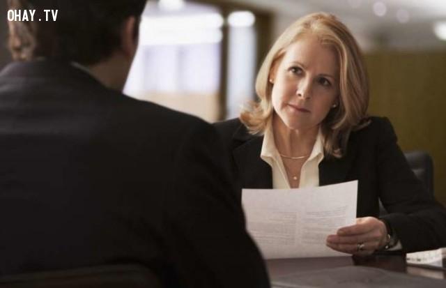 Đừng bao giờ nói xấu công ty cũ của mình,xin việc,phỏng vấn