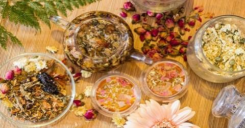 Bạn đã biết những công dụng thần kì của 10 loại trà hoa này chưa?