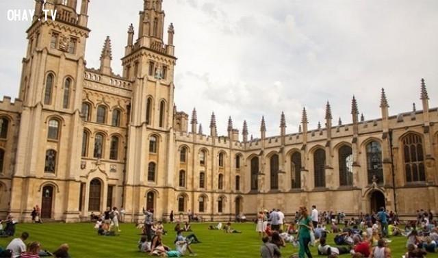 Đại học Oxford còn cổ hơn đế chế Aztec,sự thực,facts,những điều thú vị trong cuộc sống