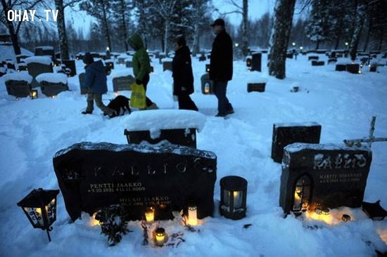Phần Lan,giáng sinh