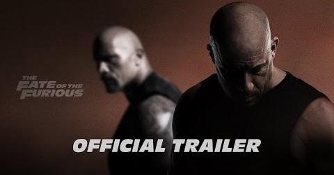 Xem trailer đầu tiên của Fate of the Furious