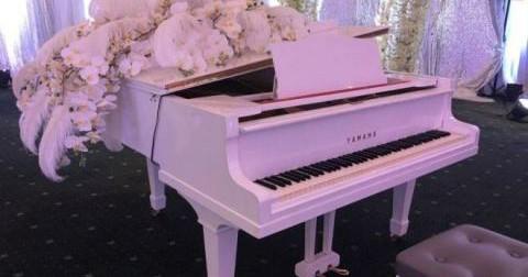 Cận cảnh không gian tiệc cưới xa hoa của Trấn Thành - Hari won