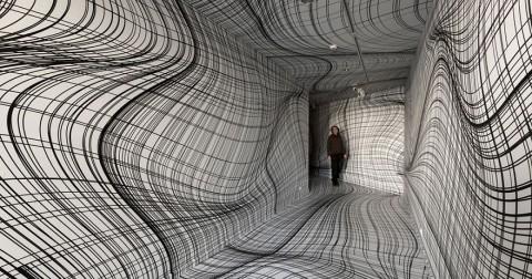 Đây là căn phòng ảo giác khiến người xem bị thôi miên