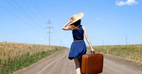 Bí quyết giúp bạn gái du lịch một mình an toàn
