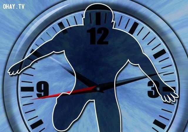 5. Cho bản thân thời gian để thích ứng,giảm cân,giảm béo,giảm mỡ