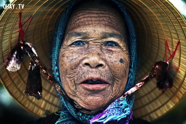 Một cụ già tại Hội An,ảnh đẹp,việt nam,nhiếp ảnh