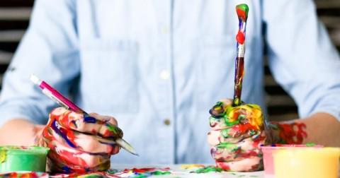 Không ai quá bận để trở nên sáng tạo