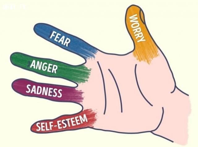 ,massage,giảm stress