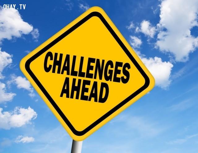 Đã làm thì sẽ có thất bại, cho nên đừng ngại khi thử thách mình.,cuộc sống,chán nản,thất bại,thăng trầm