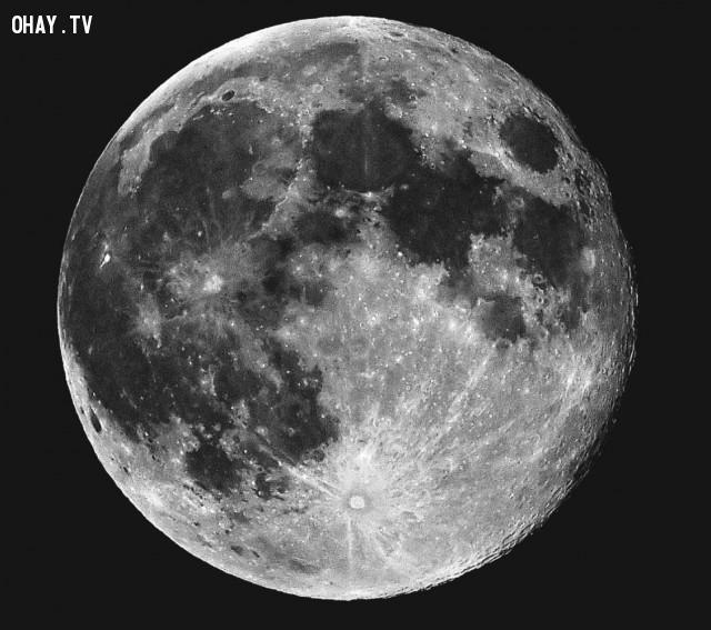 12/1865 là tháng được ghi nhận là không có Trăng tròn trong lịch sử.,khoa học,funfact,những điều thú vị trong cuộc sống