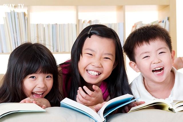 6. Thích đọc sách,thành công,tương lai,giáo dục trẻ em,dạy trẻ tự lập