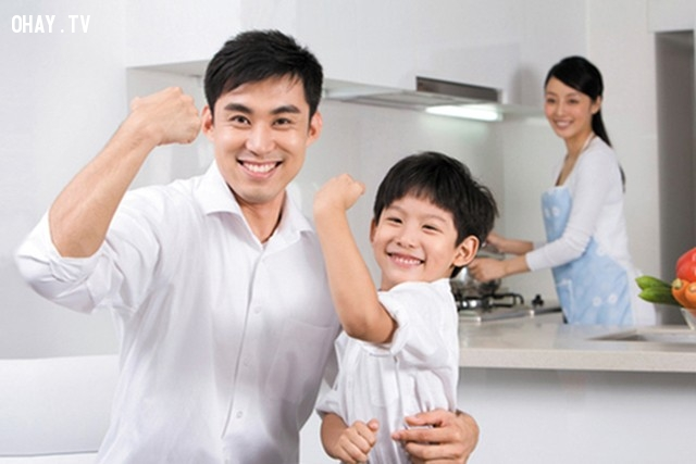 1. Vô cùng tự tin,thành công,tương lai,giáo dục trẻ em,dạy trẻ tự lập