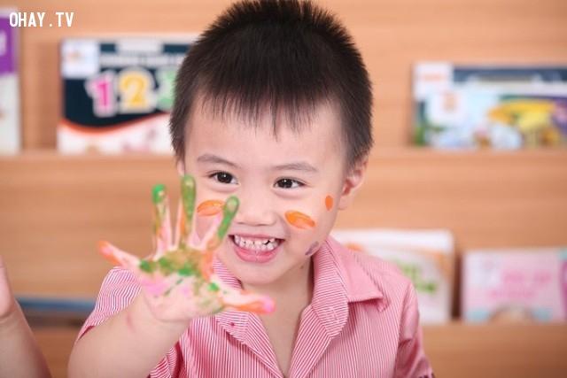 9. Nhìn nhận vấn đề độc đáo,thành công,tương lai,giáo dục trẻ em,dạy trẻ tự lập