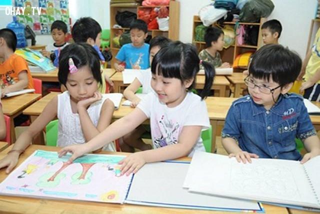 2. Làm việc học tập có hiệu quả,thành công,tương lai,giáo dục trẻ em,dạy trẻ tự lập