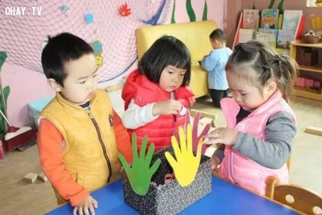 5. Biết tôn trọng người khác,thành công,tương lai,giáo dục trẻ em,dạy trẻ tự lập