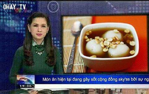 Món bánh trôi lạc bất ngờ nổi tiếng sau MV của Sơn Tùng,ảnh chế lạc trôi,ảnh chế Sơn Tùng,sơn tùng mtp