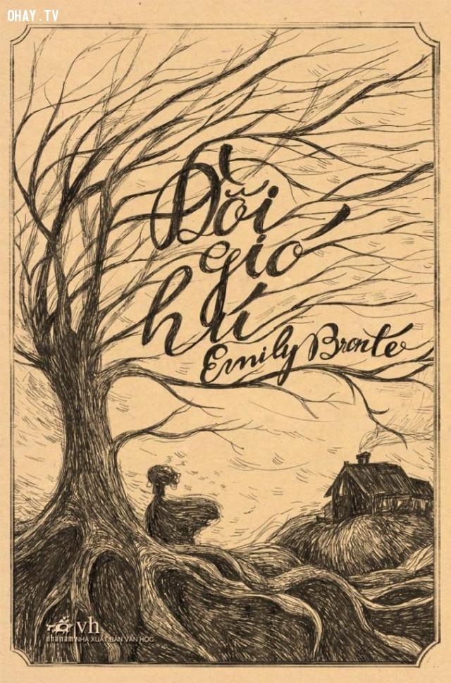 Đồi gió hú - Emily Bronte,sách hay