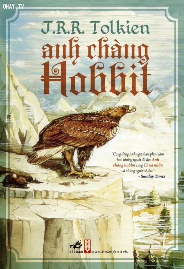 Anh chàng Hobbit - J.R.R. Tolkien,sách hay