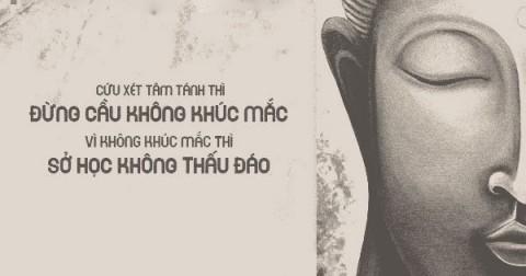 12 lời dạy về lẽ sống trong kinh Phật