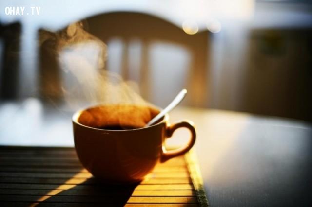 ,caffein,mất ngủ,cà phê