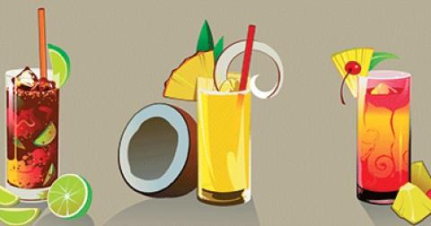 Ly cocktail yêu thích tiết lộ điều gì về bạn