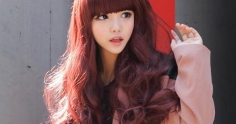 Thay đổi màu tóc bằng nguyên liệu thiên nhiên