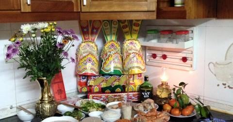 6 món ăn TUYỆT ĐỐI không nên có trong mâm cỗ cúng ông Công ông Táo
