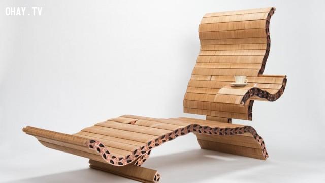 Hô biến 1001 kiểu ghế với bộ lắp ghép siêu thông minh Spyndi