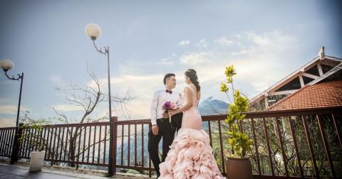 Tạo dáng chụp ảnh cưới đẹp nhất tổng hợp