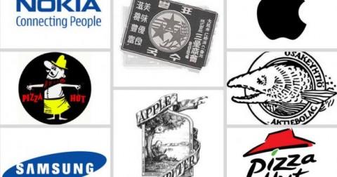 Logo của các thương hiệu nổi tiếng – ngày ấy & bây giờ