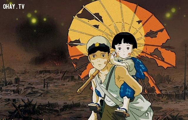 Ngôi Mộ Đom Đóm (Grave Of The Fireflies) - 1988,anime,manga