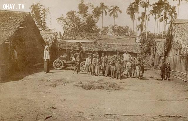 Một góc Nam kỳ năm 1898-1905 ,Việt nam xưa,Việt Nam thế kỷ 18,Ảnh cổ Việt Nam